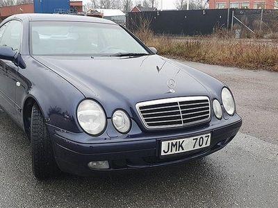 begagnad Mercedes CLK320 Coupé Automatisk, 218hk