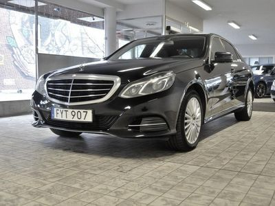 begagnad Mercedes E250 BlueTEC 4MATIC 7G-Tronic Plus Euro 6 204hk