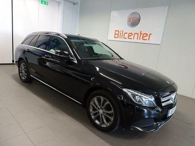 brugt Mercedes C220 T d 4MATIC Värmare Drag M -16