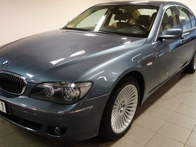 begagnad BMW 745 d E65 Svensksåld 2007, Sedan 189 900 kr