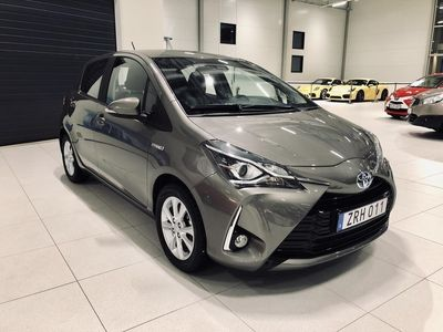 begagnad Toyota Yaris 1.5 Elhybrid 5dr (101hk) Aut