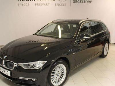 begagnad BMW 320 D XDRIVE