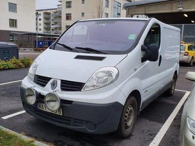 begagnad Renault Trafic Van 2.0 dCi