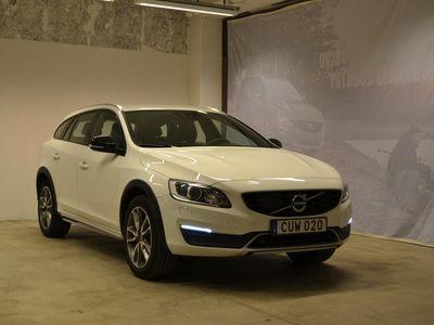 begagnad Volvo V60 CC D4 AWD Classic Pro