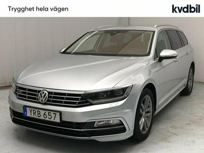 begagnad VW Passat 2.0 TDI Sportscombi Executive R-Line, GPS