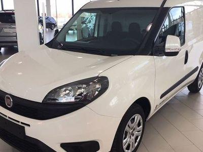 begagnad Fiat Doblò CARGO - SKÅP L1H1 3.4M3 1.6 MJT 105 HK E6