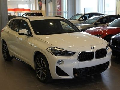 begagnad BMW X2 xDrive20d M-Sport/ LAGERKAMPANJ/ V-Hjul