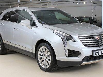 begagnad Cadillac XT5 Platinum 3.6 V6 314hk