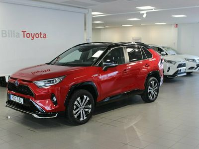 begagnad Toyota RAV4 Laddhybrid 2.5 Hybrid AWD-I Style Premium Demobil 2021, SUV Pris 549 900 kr