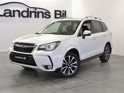 begagnad Subaru Forester 2.0 XT Exclusive Euro 6 241hk