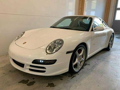begagnad Porsche 911 Carrera S 997 355hk Sport Chrono Svensksåld!