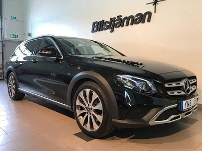 begagnad Mercedes 220 Benz E All-T d 4MATIC 9G-Tronic Euro 6 2018, Personbil 479 000 kr