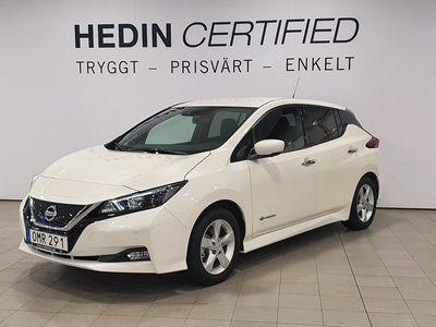 begagnad Nissan Leaf 40 KWH N-CONNECTA