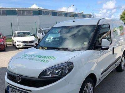 begagnad Fiat Doblò L1H1 120 HK Biogas
