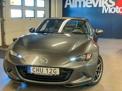 begagnad Mazda MX5 RF A6 2.0 Automatisk 184hk