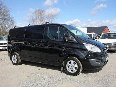 begagnad Ford Custom Transit2.0TD Dubl.Hytt Eu6 170hk