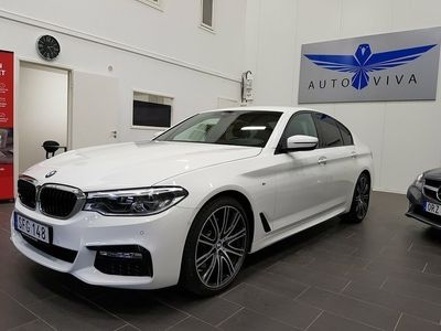 brugt BMW 530 d Sedan / M Sport / Euro 6 / 265hk / Nybilsgaranti