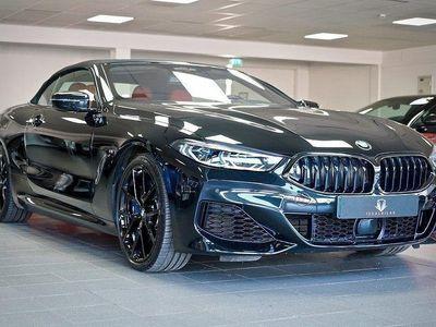 begagnad BMW M850 i xDrive Convertible Steptronic Euro