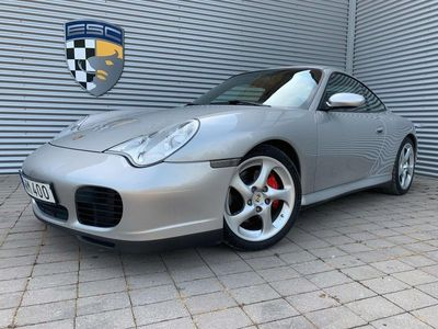 begagnad Porsche 911 Carrera 4S 911 996 - 320hk
