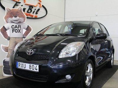 begagnad Toyota Yaris 5-dörrar 1.33 Dual VVT-i 101hk,OBS 9000 Mil,Toppskick
