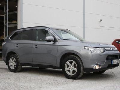 brugt Mitsubishi Outlander 2.2 Di-D 4WD (150hk)