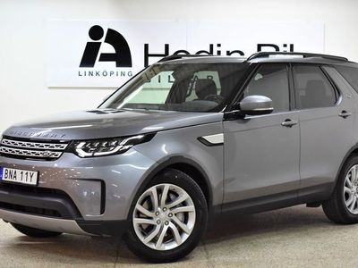 begagnad Land Rover Discovery 5 3.0D SDV6 306hk HSE