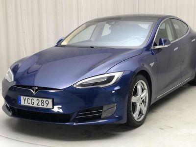 begagnad Tesla Model S 75D