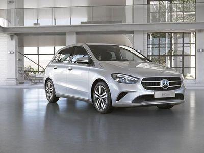 begagnad Mercedes B180 d 7G-DCT Euro 6 116hk