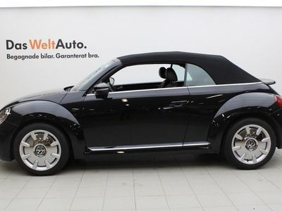 begagnad VW Beetle TheCabriolet