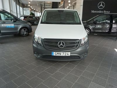 begagnad Mercedes Vito 111 CDI skåp lång Kampanj