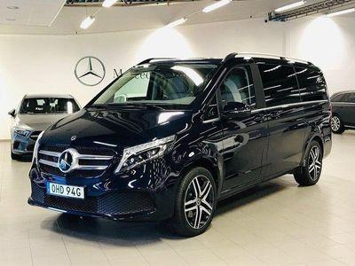 begagnad Mercedes V250 D 4MATIC Avantgarde Lång
