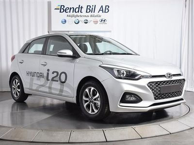 begagnad Hyundai i20 1.0 T 100hk Automat Trend