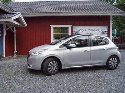 begagnad Peugeot 208 1.2 7000MIL 59000 KR