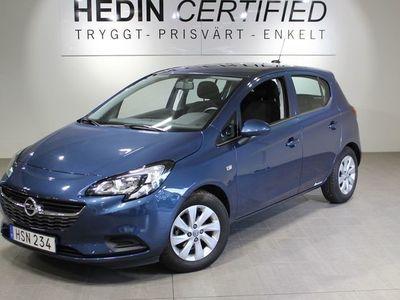 begagnad Opel Corsa - E