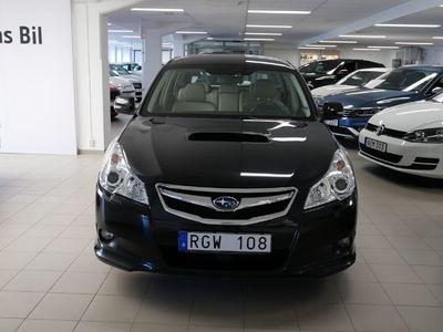 begagnad Subaru Legacy OUTBACK 2.0D (150hk)