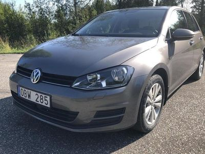 begagnad VW Golf VII 1.6 TDI BlueMotion Technology 5dr 4Motion