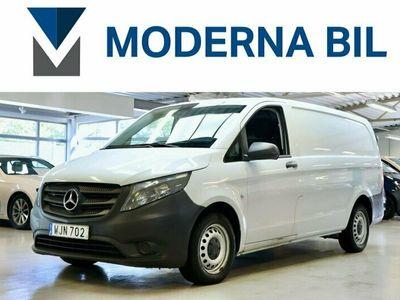 begagnad Mercedes Vito 111 D MOMS/3-SITS/D-VÄRME/DRAGKROK 114HK