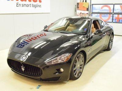 begagnad Maserati Granturismo Skyhook Sv-Såld 2008, Sedan 379 000 kr