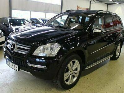 begagnad Mercedes 450 GL Benz4MATIC 7G AUT DVD 7-sits TAKLUCKA 2010, Kombi Pris 239 900 kr