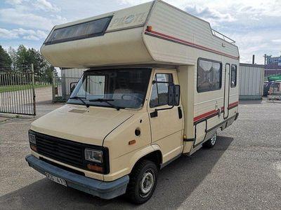 begagnad Peugeot J5 Van 2.0 78hk - Skattebefriad
