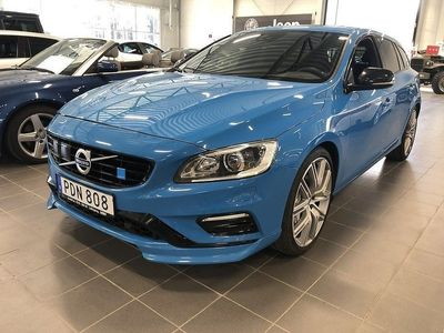 brugt Volvo 360 Polestar T6 AWD Geartronic / hk