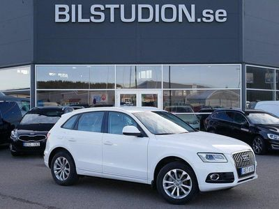 begagnad Audi Q5 2.0TDI Quattro,8.400mil,EU6