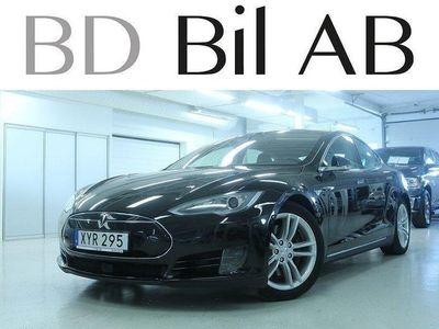 begagnad Tesla Model S 70D AWD NAVI MOMSBIL