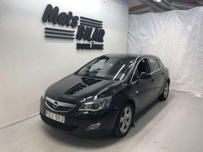 begagnad Opel Astra 6T 5d Manuell 180 Hk Sport