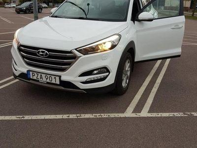 begagnad Hyundai Tucson 1.7
