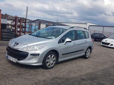 used Peugeot 308 2,0 Låg mil. -10