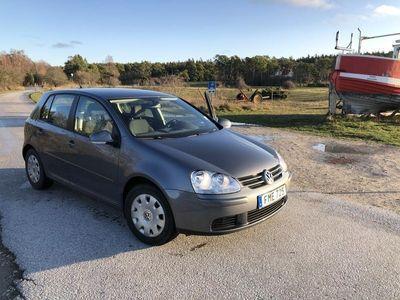begagnad VW Golf 5-dörrar 1.6