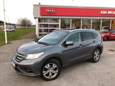 begagnad Honda CR-V 2.2 i-DTEC 4WD Aut Executive/Drag/Vinterhjul