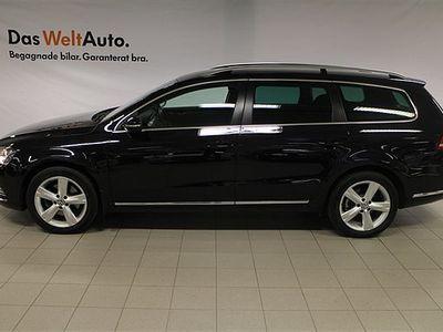 begagnad VW Passat V ECOFUELDSG MASTER