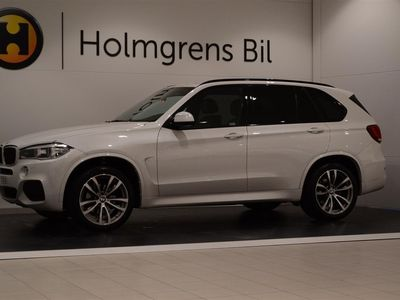 begagnad BMW X5 xDrive30d M-Sport - Navi - HiFi - Drag (258hk)
